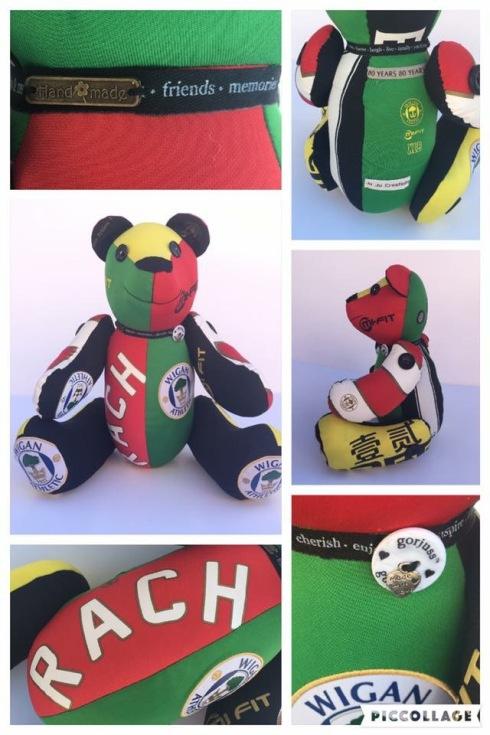 Sports Kit Bear