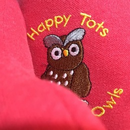 Detail of Nursery Uniform Bear