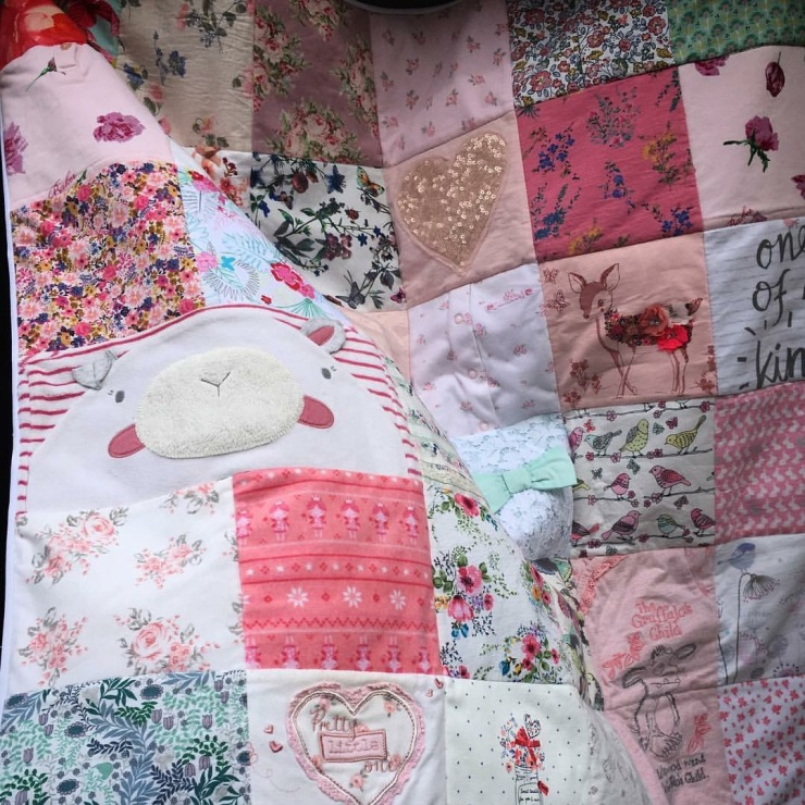 Baby Grow quilt